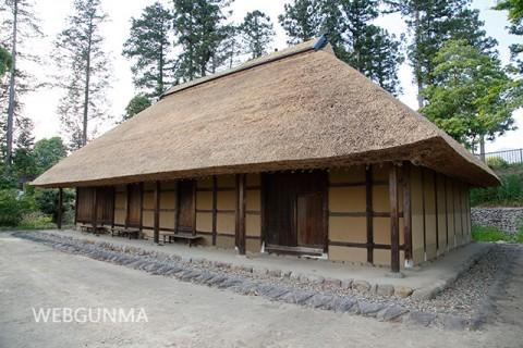 国指定重要文化財 阿久沢家住宅