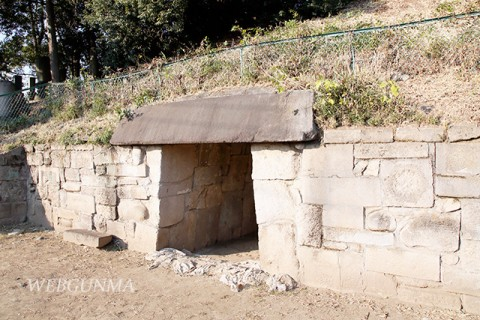 宝塔山古墳 横穴式石室