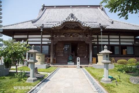 龍海院(前橋市)
