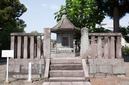 酒井忠世の墓