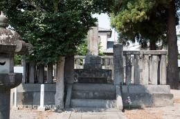 酒井親愛の墓
