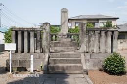 酒井親本の墓