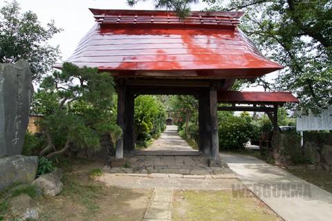 養林寺山門
