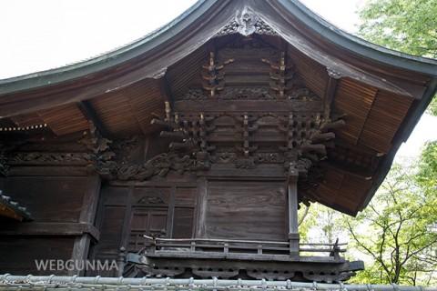 倉賀野神社本殿