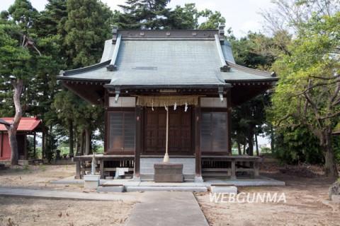 赤城平塚神社