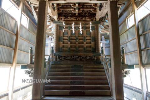 平塚赤城神社本殿