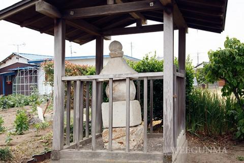上西根の五輪塔