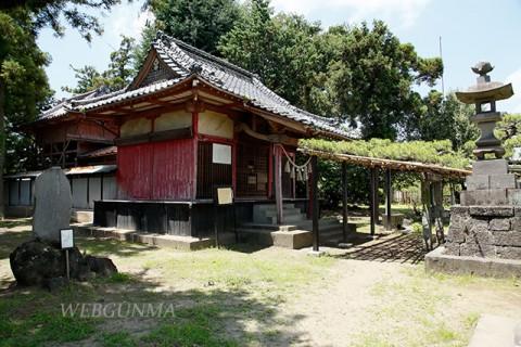 連取の菅原神社