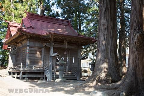 白佐波神社