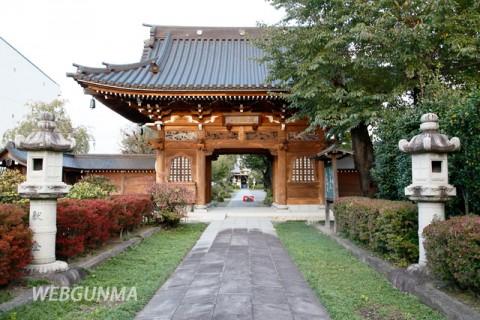 舒林寺(沼田市)
