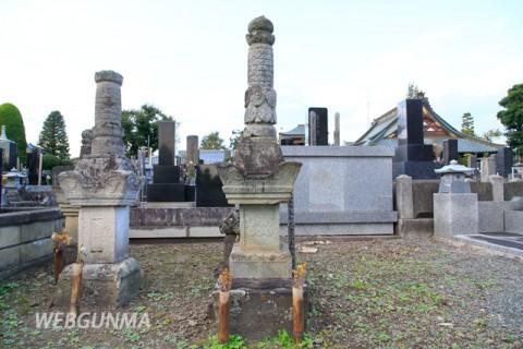 真田信守の墓