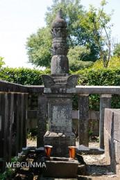 南直道の墓