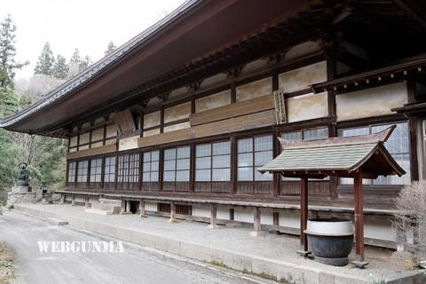 空恵寺本堂