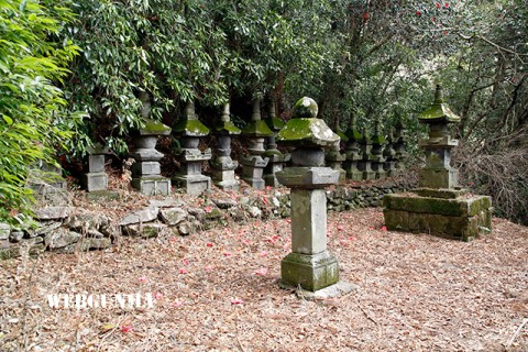 長尾氏累代の墓(空恵寺)