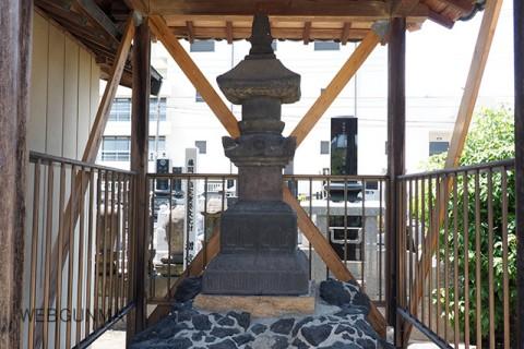 増信寺応永の塔