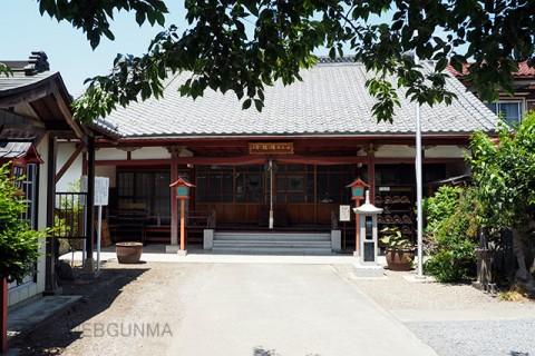 増信寺本堂