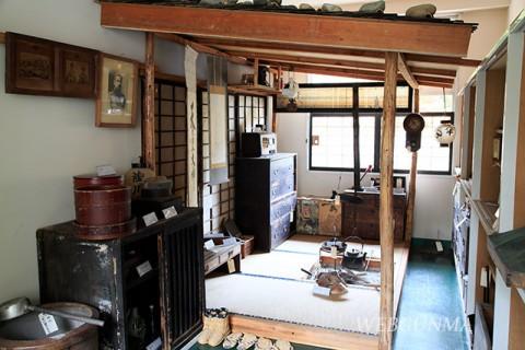 南牧村民俗資料館展示資料(暮らし)