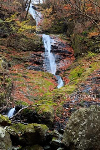 三段の滝 南牧三名瀑