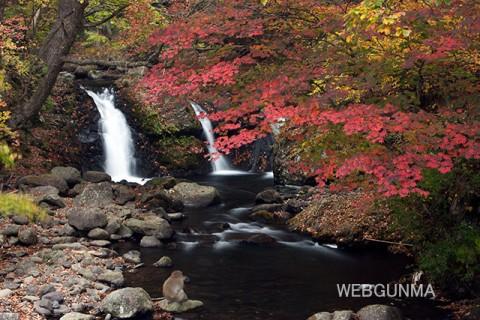 仙の滝(川場村)