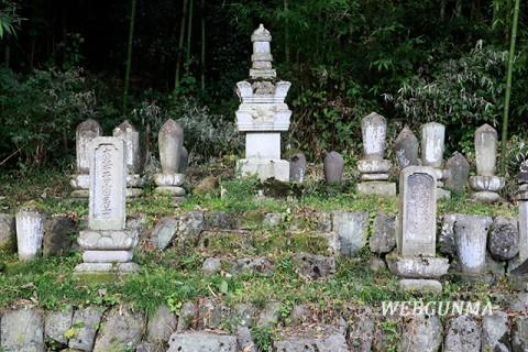 伝承・真田熊之助の墓
