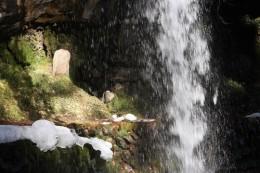 仙ヶ滝の石仏・石像