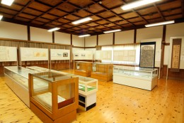 旧碓氷郡役所資料展示室