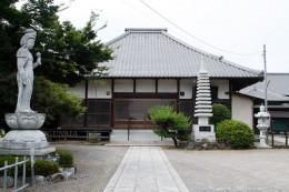富塚円福寺本堂