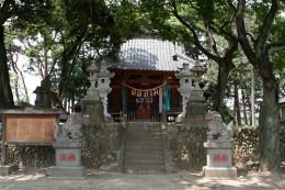 今村神社拝殿