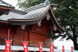 柴町八幡神社本殿