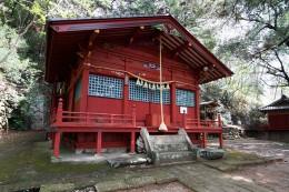 小幡八幡宮拝殿(小幡八幡神社拝殿)