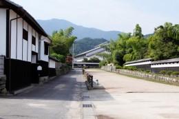 甘楽町・小幡藩中小路