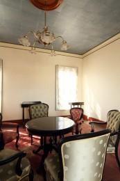 桐生明治館(旧群馬県衛生所)貴賓室