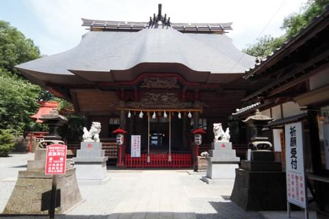 安産の神様 産泰神社