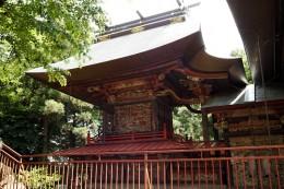 産泰神社社殿