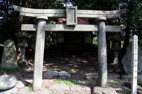 小夜戸の稲荷神社