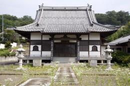 国瑞寺本堂