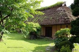 国指定重要文化財旧戸部家住宅