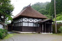 旧大岩学校(牧水会館)