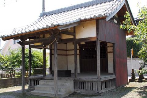大和神社(行者堂)
