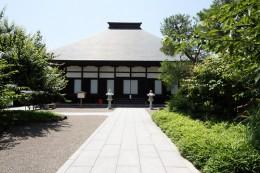 縁切寺 満徳寺旧本堂