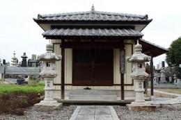 折茂観蔵院(お堂)
