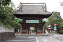 玉村八幡宮随神門