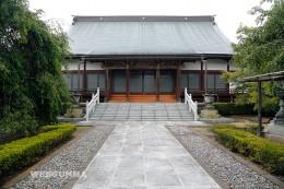 五宝寺本堂