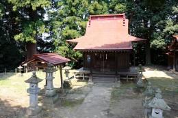 下仁田街道・富岡神社