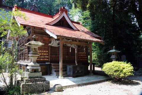 菅原神社拝殿
