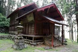 富岡市指定文化財「高太神社本殿」