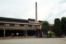 富岡製糸場・乾燥場