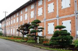 富岡製糸場・東繭倉庫